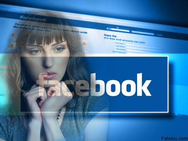 Facebook fake hesaplar