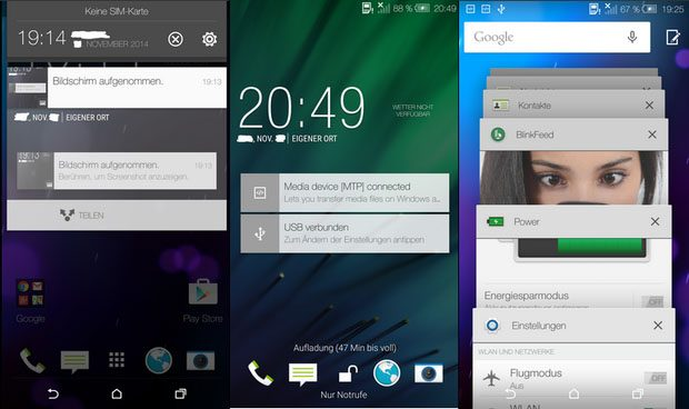 HTC One (M8) ve M7 için Lollipop 5.0 Güncelleme Tarihleri Belli oldu