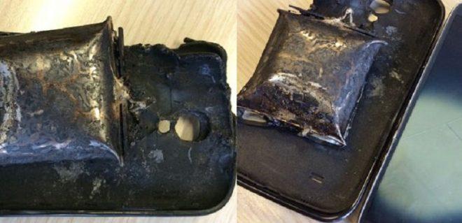 Cep Telefonunun Patlama Sebepleri