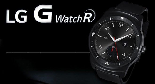 LG G Watch R almanız için 5 sebep ?