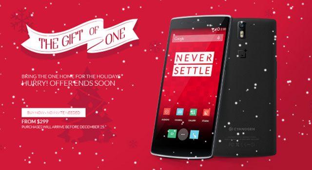 oneplus-one-25-aralik-tarihine-kadar-davetiyesiz-satilacak