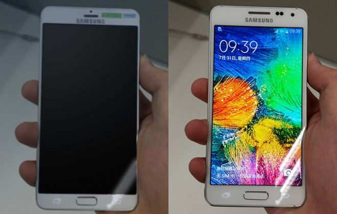 Samsung Galaxy S6 Fotoğrafı gerçek değilmiş