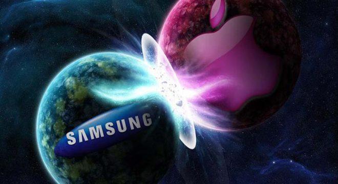 Samsung Applaı Geride Bıraktı