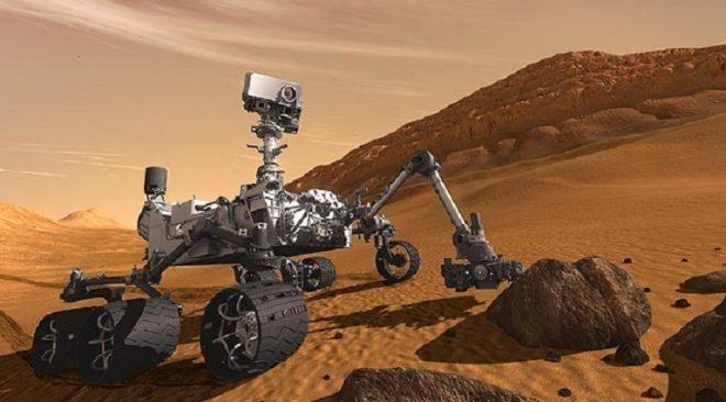 Mars gezegeninde seralar kurulacak.