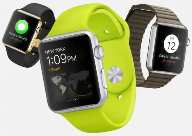 Apple watch cikis tarihi aciklandi