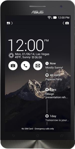 Asus Zenfone 6 A601CG ve Lenovo K5 karşılaştırması
