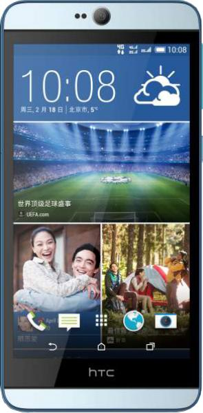 Huawei P20 Lite ve HTC Desire 826 karşılaştırması