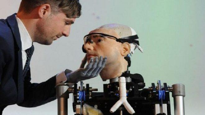 Biyonik Robot Üretildi