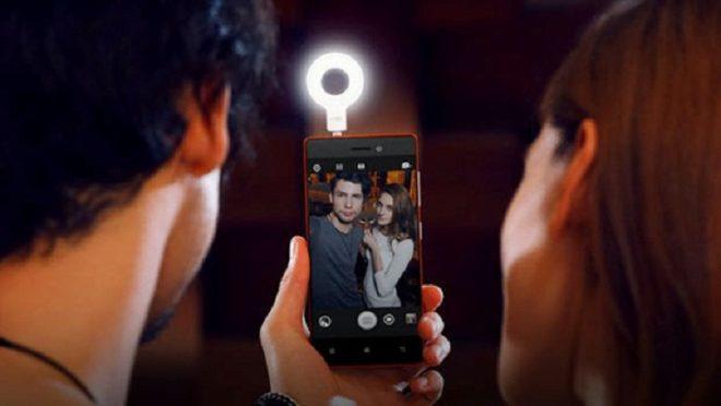 Artık geceleri de selfie çekebileceksiniz.