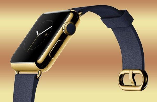 18 Ayar Altından Yapılan Apple Watch Kaç Para Olacak?
