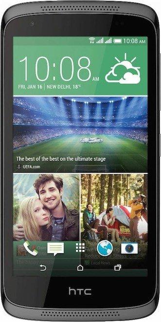 Samsung Galaxy J2 (2017) ve HTC Desire 526G+ dual sim karşılaştırması