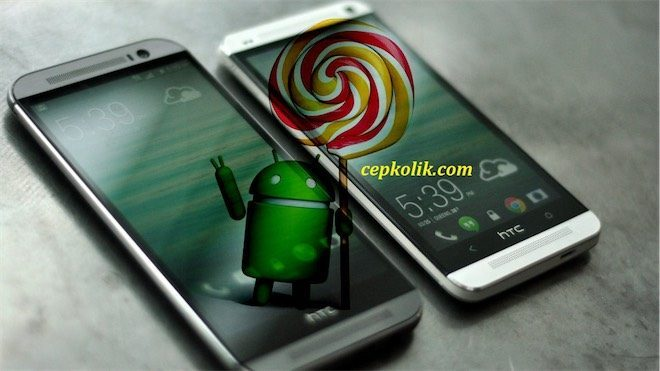 htc android 5.0 lollipop