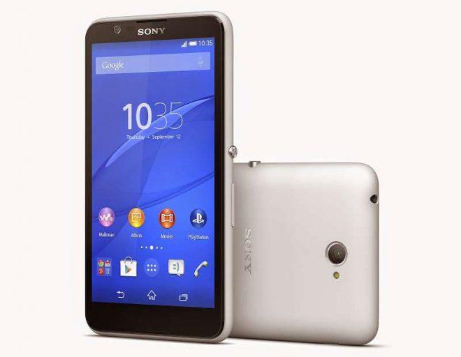 Sony E4 G