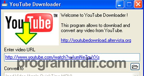 YouTube-Downloader-programi
