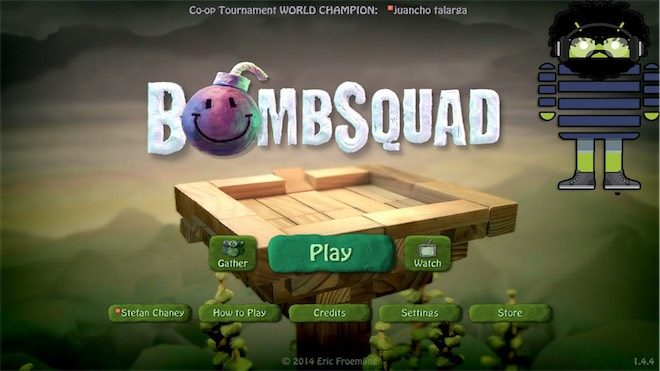 BombSquad Android Oyunu