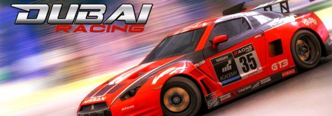Dubai Racing iOS Oyunu