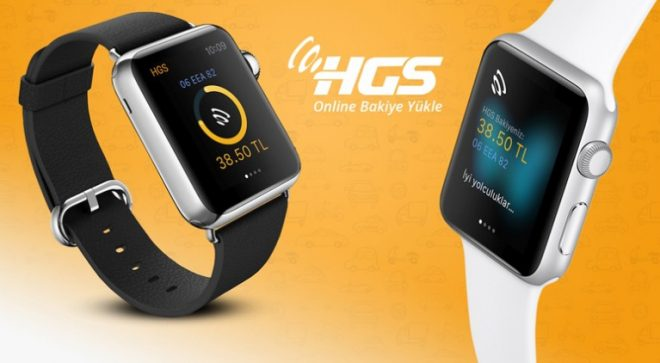 HGS Uygulaması Watch