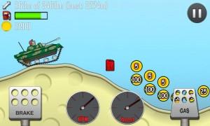 Hill Climb Racing Android Oyunu