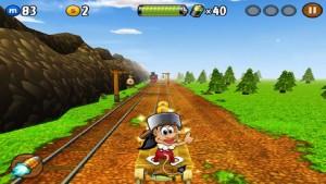 Hugo Troll Race iOS Oyunu