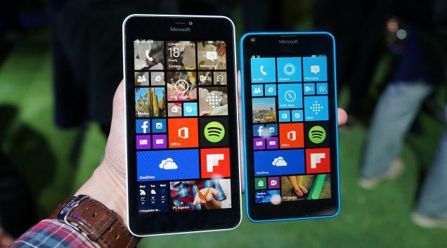 Lumia 640 ve 640 XL