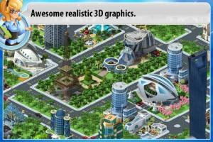 Megapolis iOS Oyunu