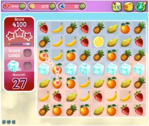 Smoothie Swipe Android Oyunu