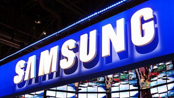 Samsung Bükülebilir telefon