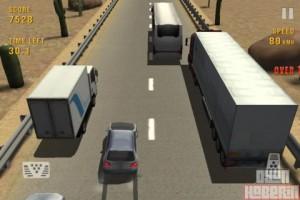 Traffic Racer iOS Oyunu