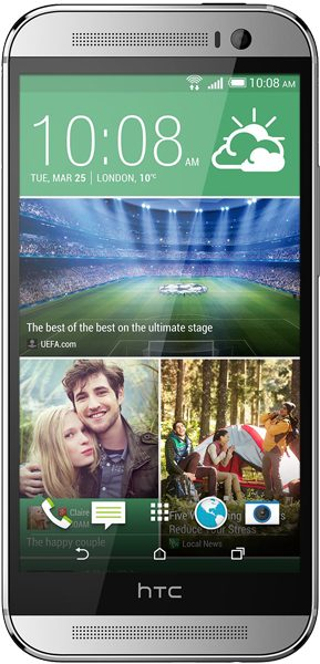 Casper VIA A1 Plus ve HTC One M8s karşılaştırması