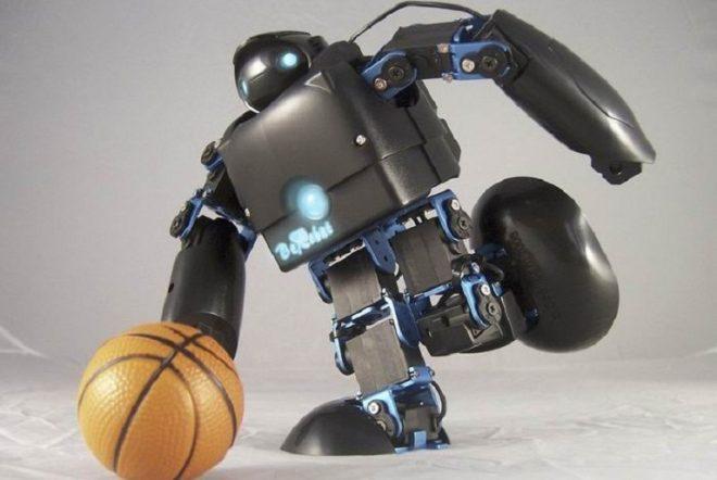 Küçük robot Türkiyede