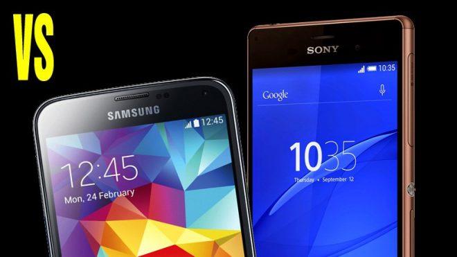 Sony Xperia Z4 ile Samsung Galaxy S6 Karşılaştırması