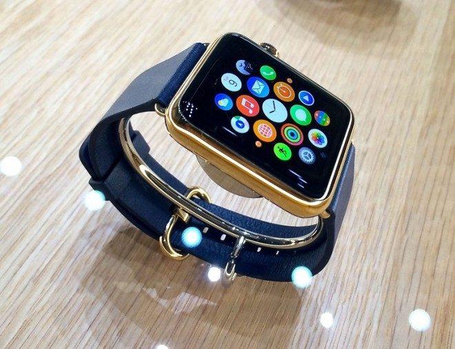Apple Watch Edition alıcıları yüksek vergilerle karşılaşabilir.