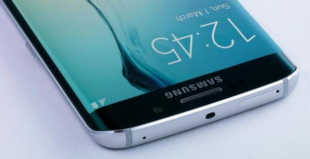 Samsung Galaxy S6 Edge'de özgün bir özellik varlığı ile dikkat çekiyor.