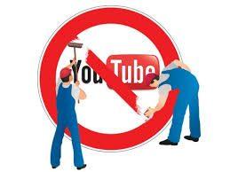 YouTube erişim engeli