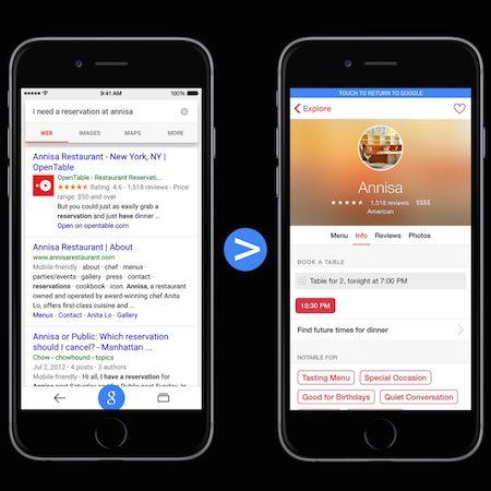 Googl-Search-iPhone-iPad-iOS'a geliyor