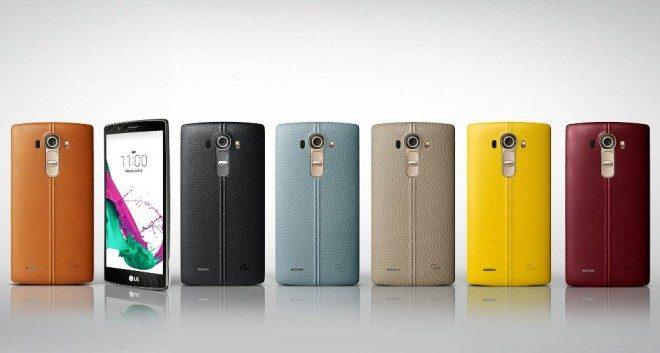 LG+G4 tum renkler