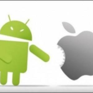 android lider oldu