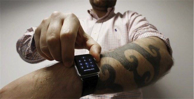 Apple Watchda sadece Apple uygulamalarına yer verilecek.