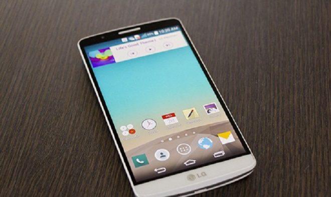LG G3 S modellerinde Lollipop dönemi başlıyor