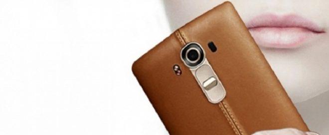 LG G4 akıllı telefon modelleri satışa sunuldu.