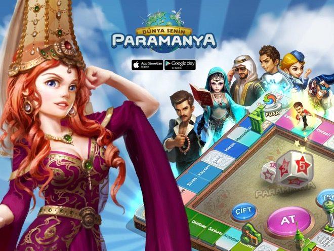 Türkiyenin en büyük oyun yayıncısı Joygame yeni adıyla Netmarble EMEA tarafından yerelleştirilen Paramanya tamamen Türkçe olarak yayınlandı.