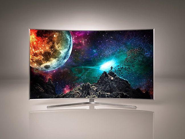 Samsung Smart Ultra High Definition TV (SUHD TV)