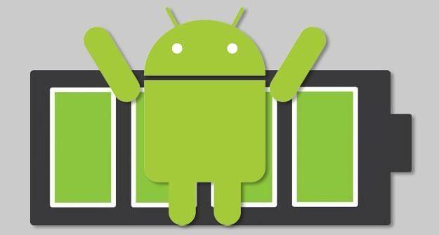 Android-Batarya omru