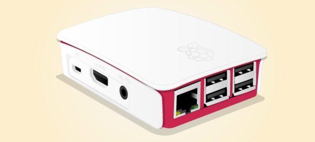 3 yıl sonra Raspberry Pi 2 ve Model B+ kasa oldukça güzel gözüküyor.