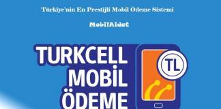 mobil ödeme turkcell