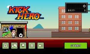 Kick Hero inceleme