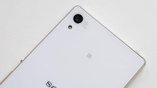 Sony Xperia Z3 Plus kamera