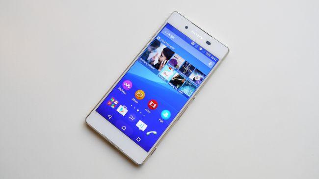 Sony Xperia Z3 Plus telefon