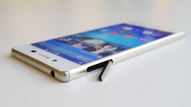 Sony Xperia Z3 Plus yan