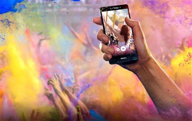 Sony Xperia Z4V-2